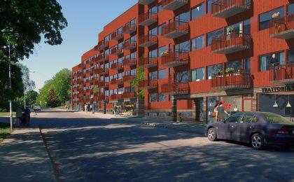 Traneberg, Stockholm